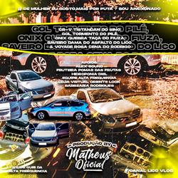 CD CRV SAVEIRO ONIX GOL e VOYAGE