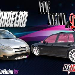 CD C4 MANDELAO E GOLF CRETINO
