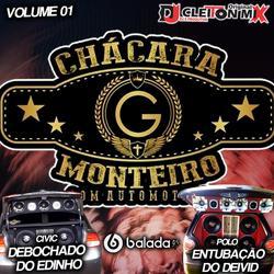 Chacara Monteiro Vol 1  DJ CLEITON MIX