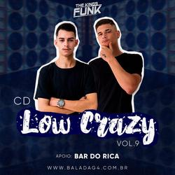 CD EQUIPE LOW CRAZY VOL 9 - The Kings Funk 202...
