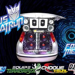 CD FOCUS MEGATRON VOL 3 BY DJ IGOR FELL