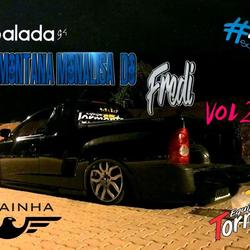 CD MONTANA MONALISA DO FREDI VOL. 02