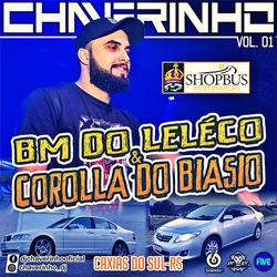 Cd BM Do Leleco e Corolla Do Biasio