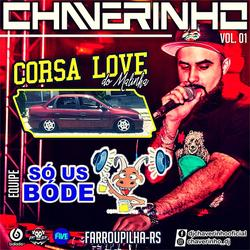 CD Corsa Love e Equipe So Us Bode Vol.1