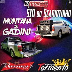 Montana do Gadini e S10 do Scariotinho