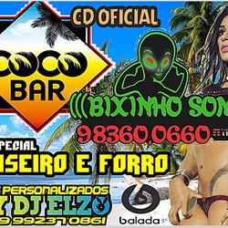 CD COCO BAR E BIXINHO SOM BY DJ ELZO