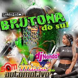 CD F250 BRUTONA DO SUL DJ NANDA