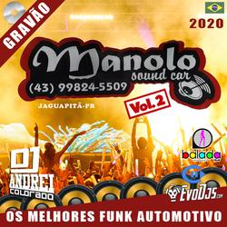 CD MANOLO SOUND CAR GRAVE AUTOMOTIVO