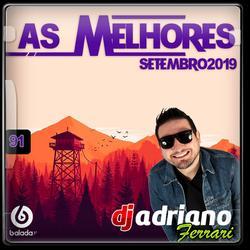 AS MELHORES - SETEMBRO 2019 - CD VOL 91