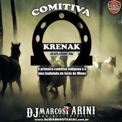 Comitiva Krenak - Resplendor MG