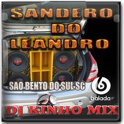CD Sandero Pancadao do Leandro 2020