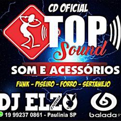 CD TOP SOUND SOM E ACESSORIOS BY DJ ELZO