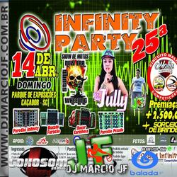Cd Infinity Party 25
