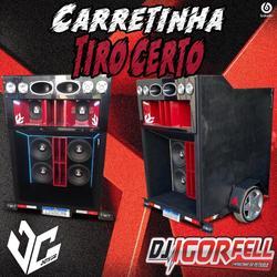 Cd Carretinha Tiro Certo By Dj Igor Fell