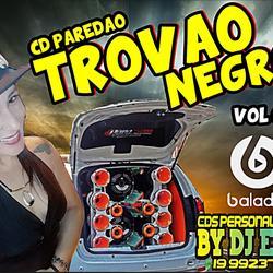 CD PAREDAO TROVAO NEGRO VOL 02