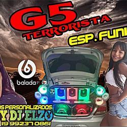 CD G5 TERRORISTA ESP BAILE FUNK