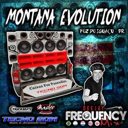 CD Montana Evolution - DJ Frequency Mix