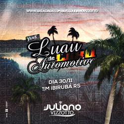 CD - Luau De Luxo Automotivo 30NOV