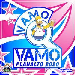BLOCO VAMO Q VAMO PLANALTO SP 2020