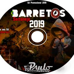 Cd Barretao 2019 Oficial SERTANEJO