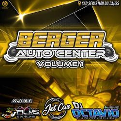 BERGER AUTO CENTER VOLUME 1 DJ OCTAVIO