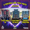 13-CARRETINHAS - DO MAZZI - HF E SAVEIRO EVOLUTION - BASTOS-SP
