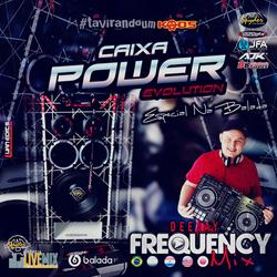 CD Caixa Power Evolution-DJ FrequencyMix