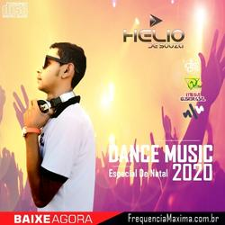 CD Dance Music Vol.02 - DJ Helio De Souza 2020 - CD inativo