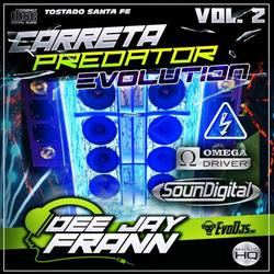 CD CARRETA PREDATOR EVOLUTION