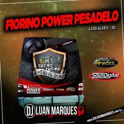 Fiorino Power Pesadelo Mega Funk SC