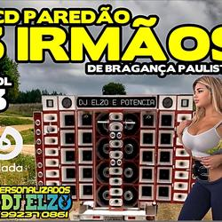CD PAREDAO 3 IRMAOS VOL 03
