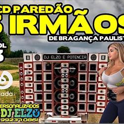 CD PAREDAO 3 IRMAOS VOL 03