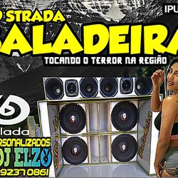 CD STRADA BALADEIRA BY DJ ELZO