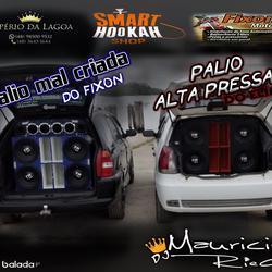 CD PALIO MAL CRIADA E PALIO ALTA PRESSAO