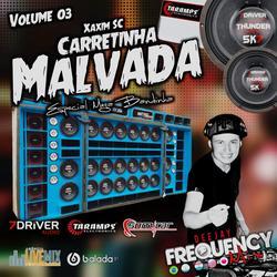 CD Carretinha Malvada - Esp MegaBandinha