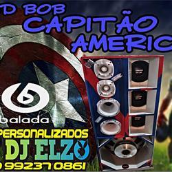 CD BOB CAPITAO AMERICA 2021 BY DJE LZO
