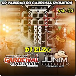 CD PAREDAO DO GARDENAL EVOLUTION VOL 02