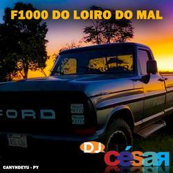 F1000 do Loiro do Mal