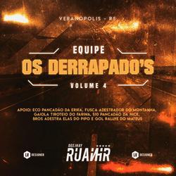 CD Equipe Os Derrapados - Volume 4