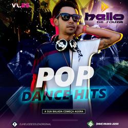 CD Pop Dance Hits Vol.25 ( DJ Helio De Souza )