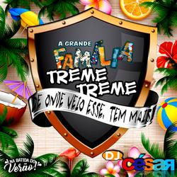 CD Familia Treme Treme - Na Batida do Verao