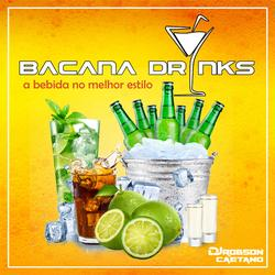 CD BACANA DRINKS 2019