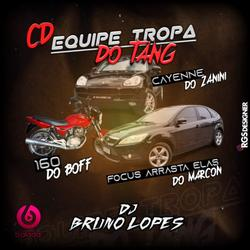 CD Equipe Tropa Do Tang Vol.1