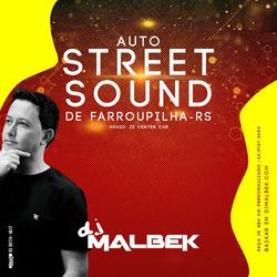 Cd Auto Street Sound Vol1 Megafunk