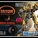 CD TRITON ALTO FALANTES ESPECIAL DE RACHA FAIXA1