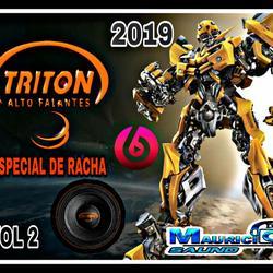 CD TRITON ALTO FALANTESESPECIAL DE RACHA