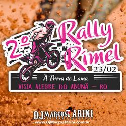 2º Rally Rímel A Prova de Lama