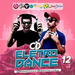 CD Eletro Dance Vol.12 2021