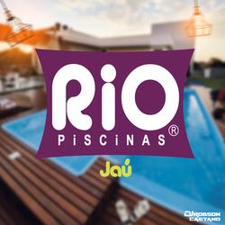 RIO PISCINAS JAU SP