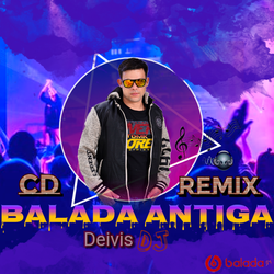 CD Balada Antigas Remix